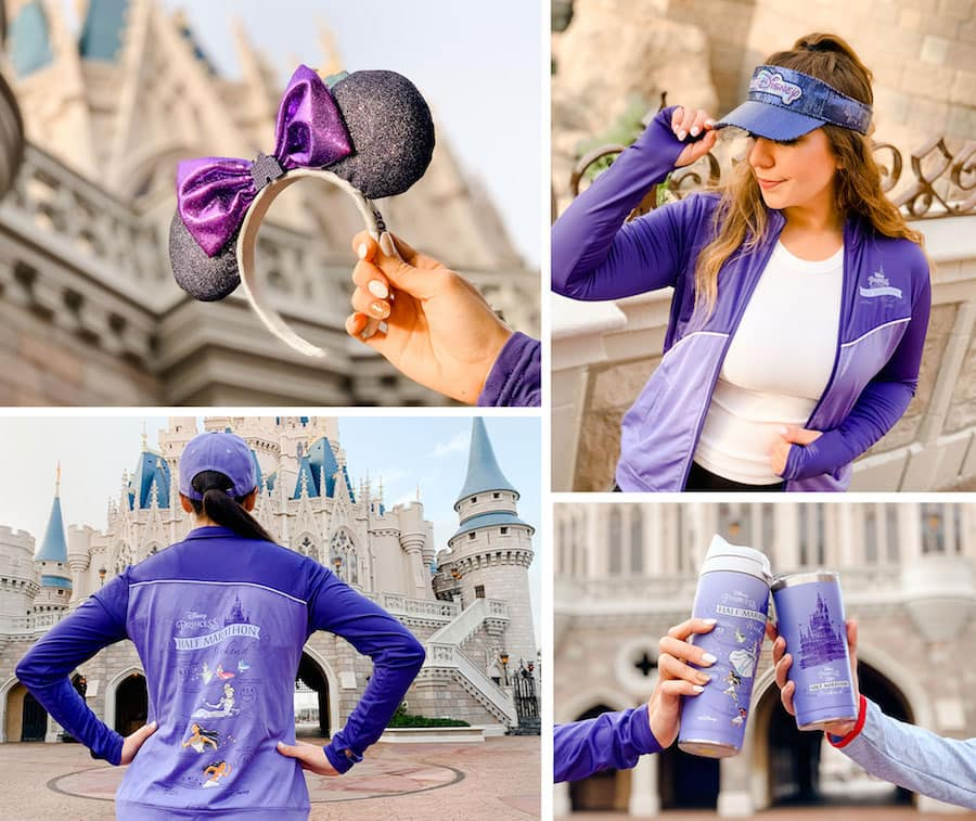 2020 Disney Princess Half Marathon Weekend merchandise