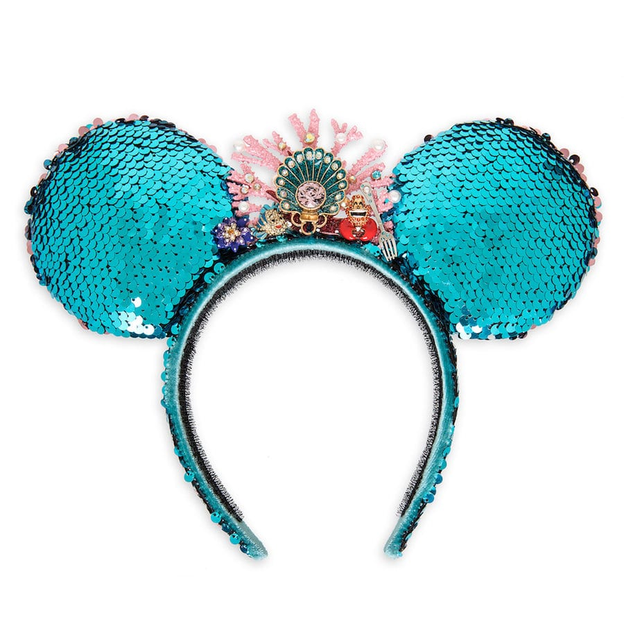 """The Little Mermaid""-Inspired Ear Headband by Betsey Johnson"