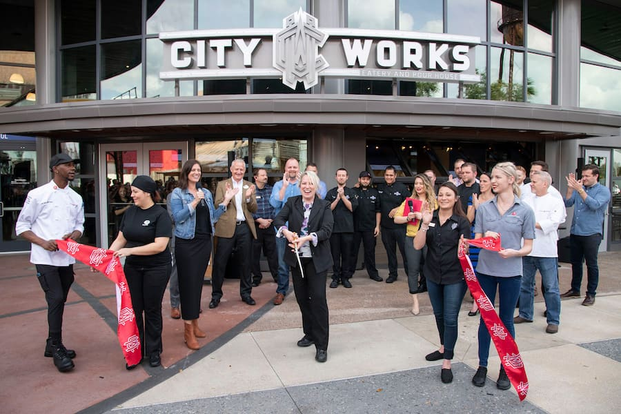City Works Eatery & Pour House at Disney Springs