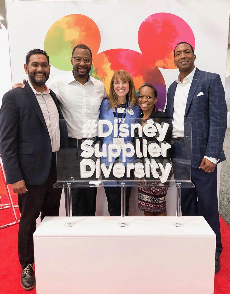 The Walt Disney World Company's Supplier Diversity team