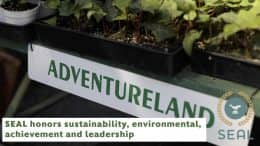 SEAL honors sustainability, environmental, achievement and leadership