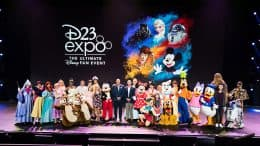 D23 Expo 2019 Make-A-Wish Photo