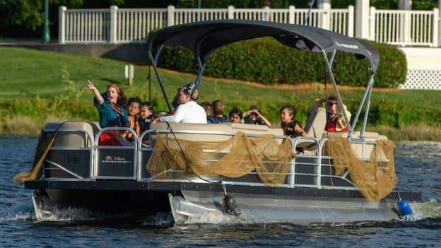 Captain Hook's Pirate Crew at Disney's Beach Club Resort