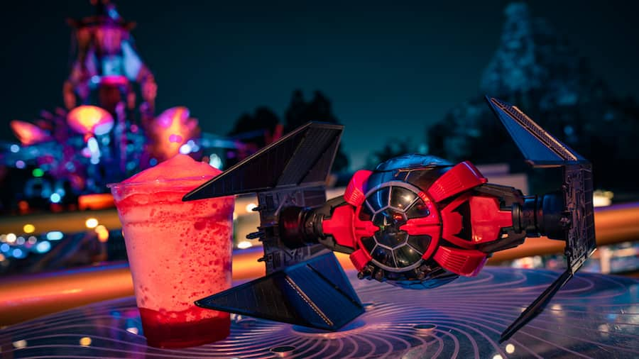 Kylo Ren Tie-Fighter Premium Mug from Tomorrowland at Disneyland Park