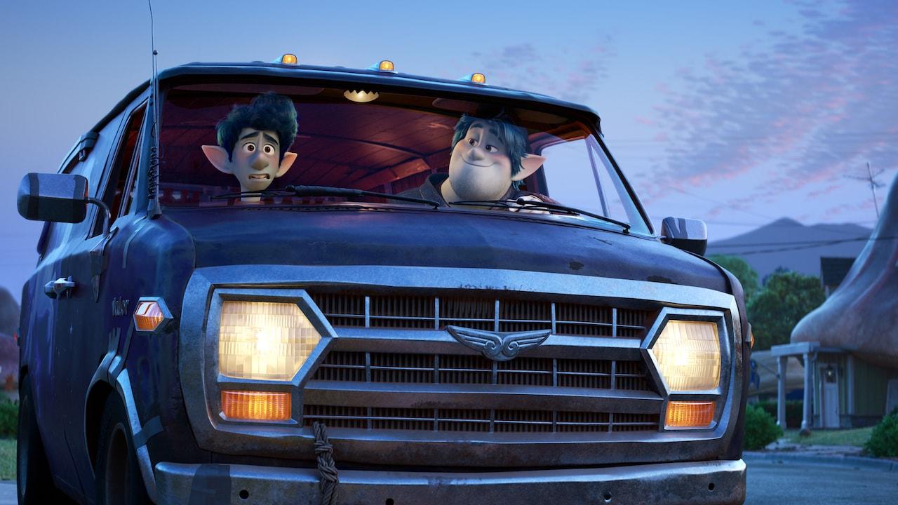 Sneak Peek from Disney and Pixar's 'Onward' is Now Showing at Disney Parks