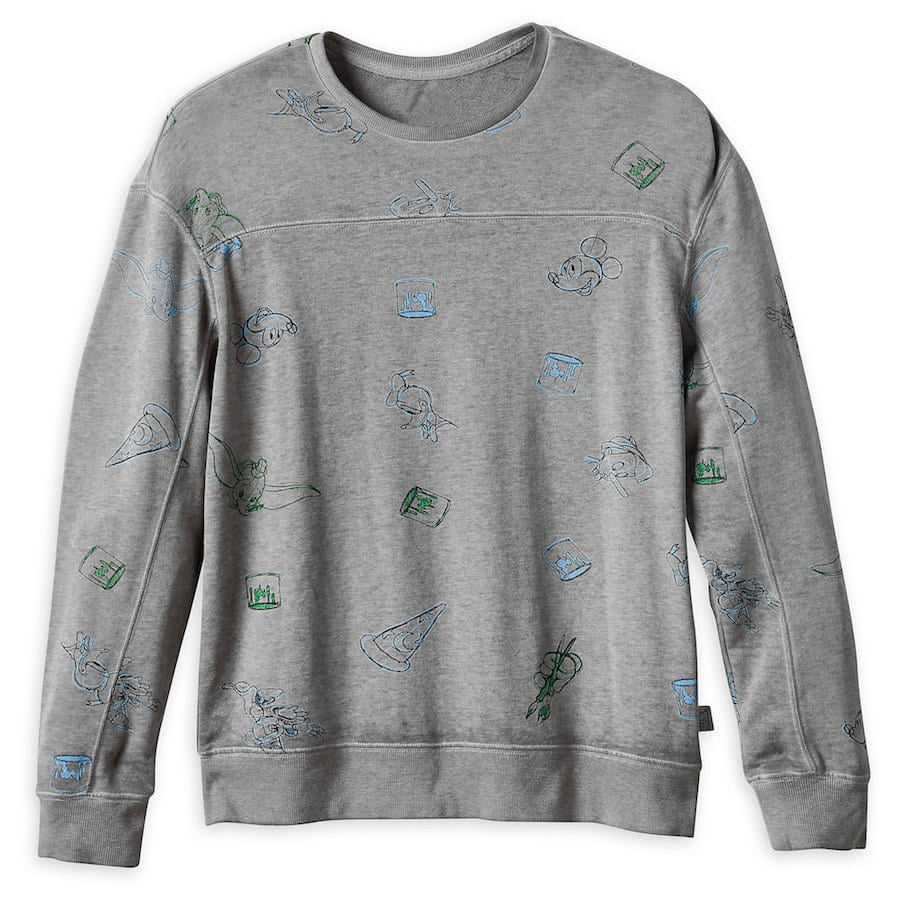 Ink & Paint sweater