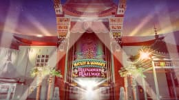 Rendering of Mickey & Minnie Runaway Railway