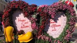 Disneyland Resort is Celebrating Valentine's Day