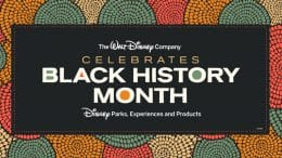 The Walt Disney Company celebrates Black History Month