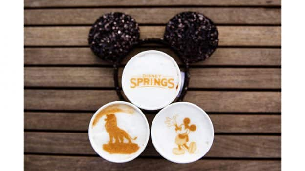 Joffrey's Coffee and Tea at Disney Springs