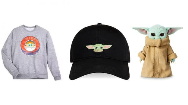 Collage of the Child merchandise