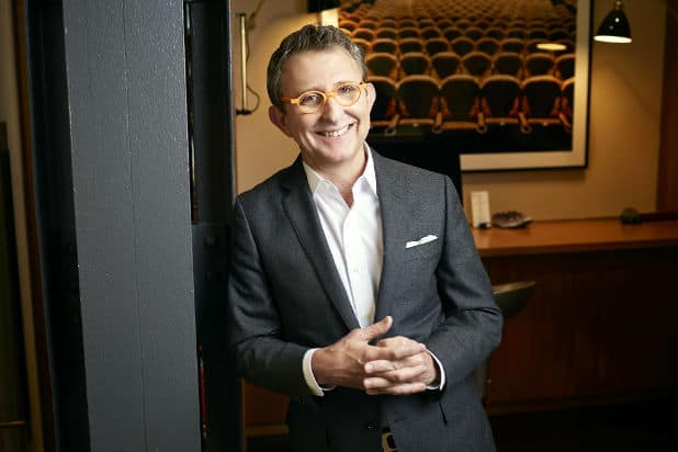 Thomas Schumacher, producer and president of Disney Theatrical Productions. © Disney