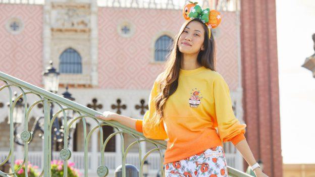 Orange Bird's Hello Sunshine Collection