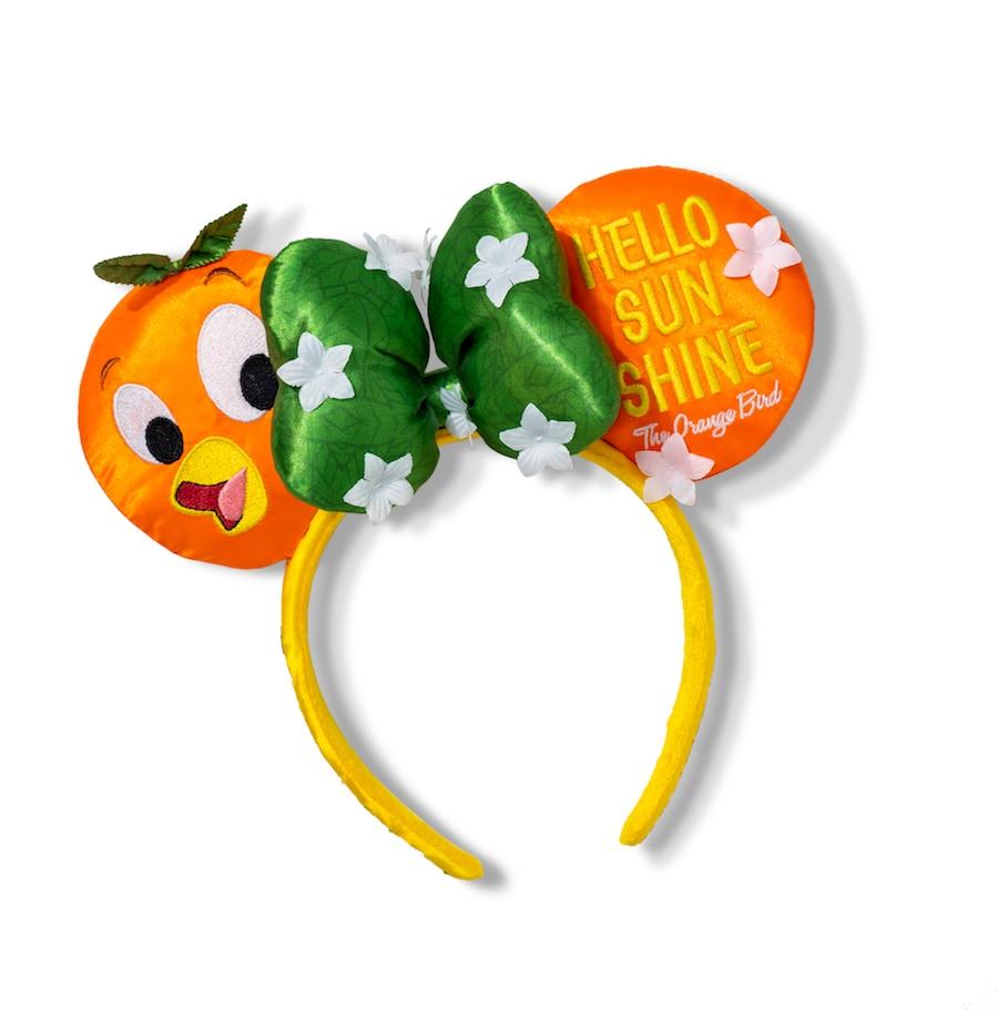 Orange Bird's Hello Sunshine Minnie Ear Headband