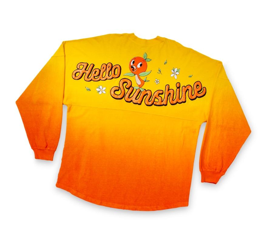 Orange Bird's Hello Sunshine Spirit Jersey