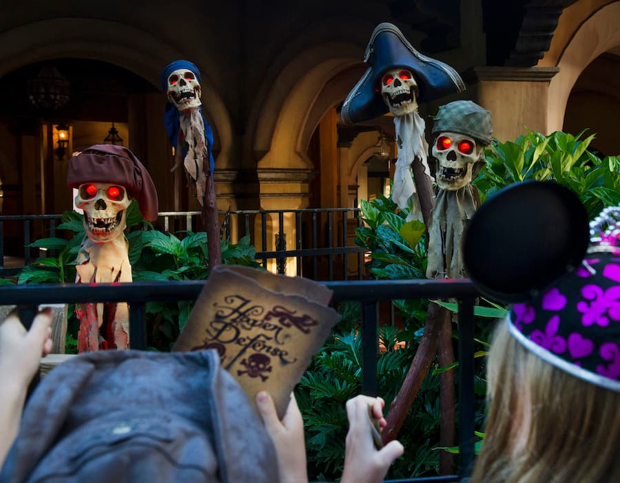 """A Pirate's Adventure: Treasures of the Seven Seas"" Opens at Magic Kingdom"