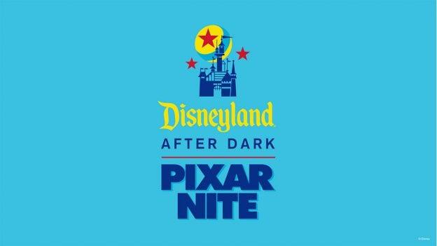 Disneyland After Dark - Pixar Nite - logo