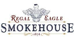 Regal Eagle Smokehouse: Craft Drafts & Barbecue logo