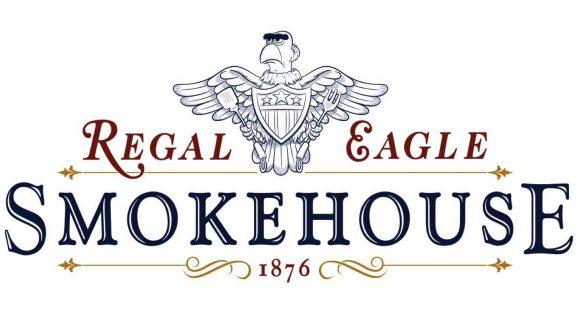Regal Eagle Smokehouse: Craft Drafts & Barbecue logo