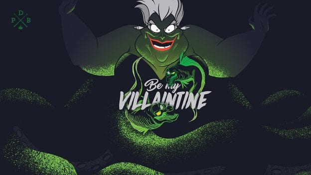 Be my Villaintine wallpaper
