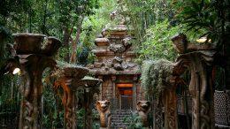 Indiana Jones Temple at Disneyland Park