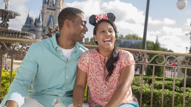 Capture Your Moment, A New Disney Parks Photo Experience at Magic Kingdom Par