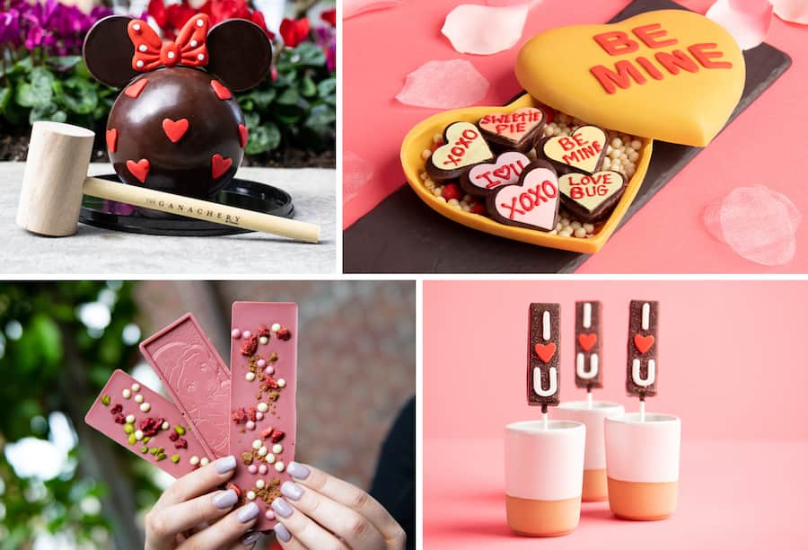 Valentine's Season Offerings from The Ganachery at Disney Springs