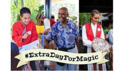 #ExtraDayForMagic collage