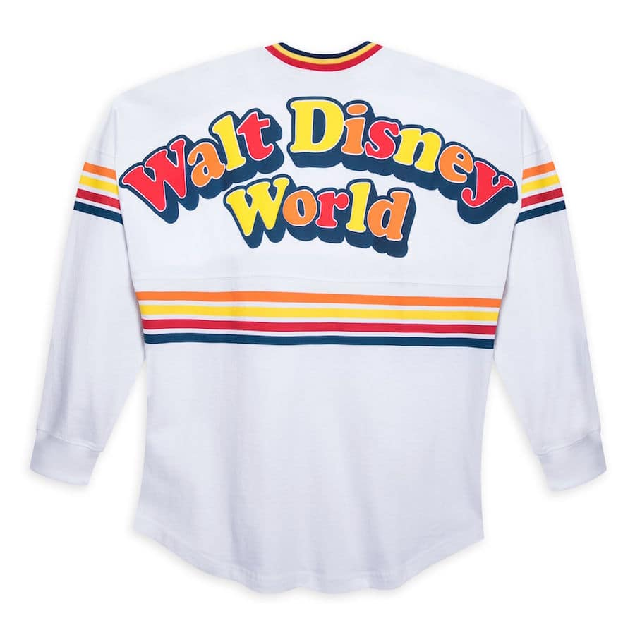 Wear It Proud Collection Walt Disney World Resort spirit jersey