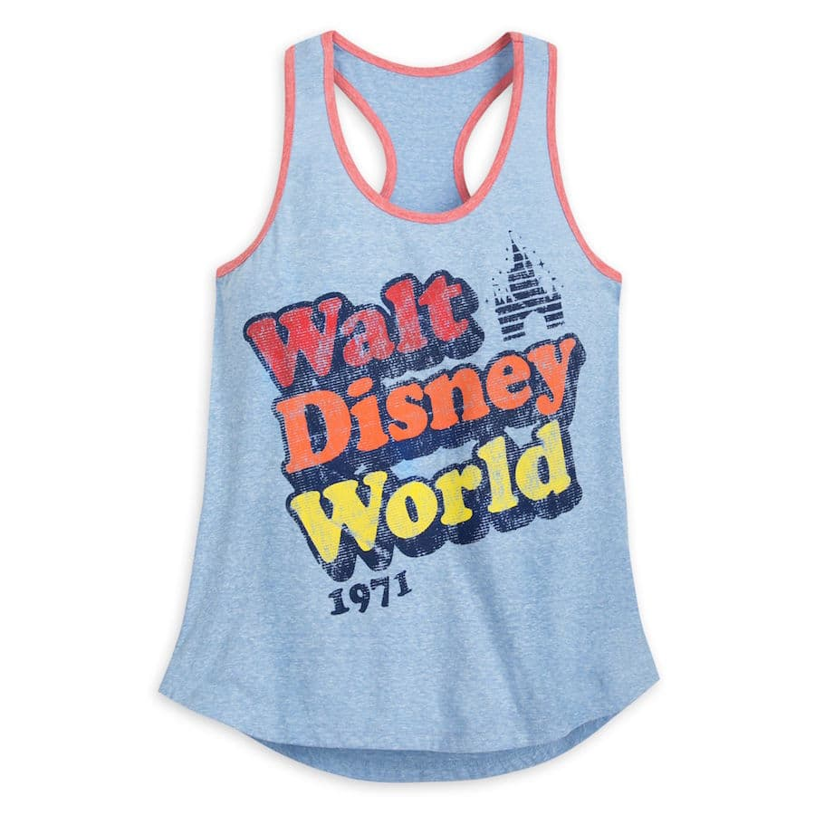 Wear It Proud Collection Walt Disney World Resort tank top