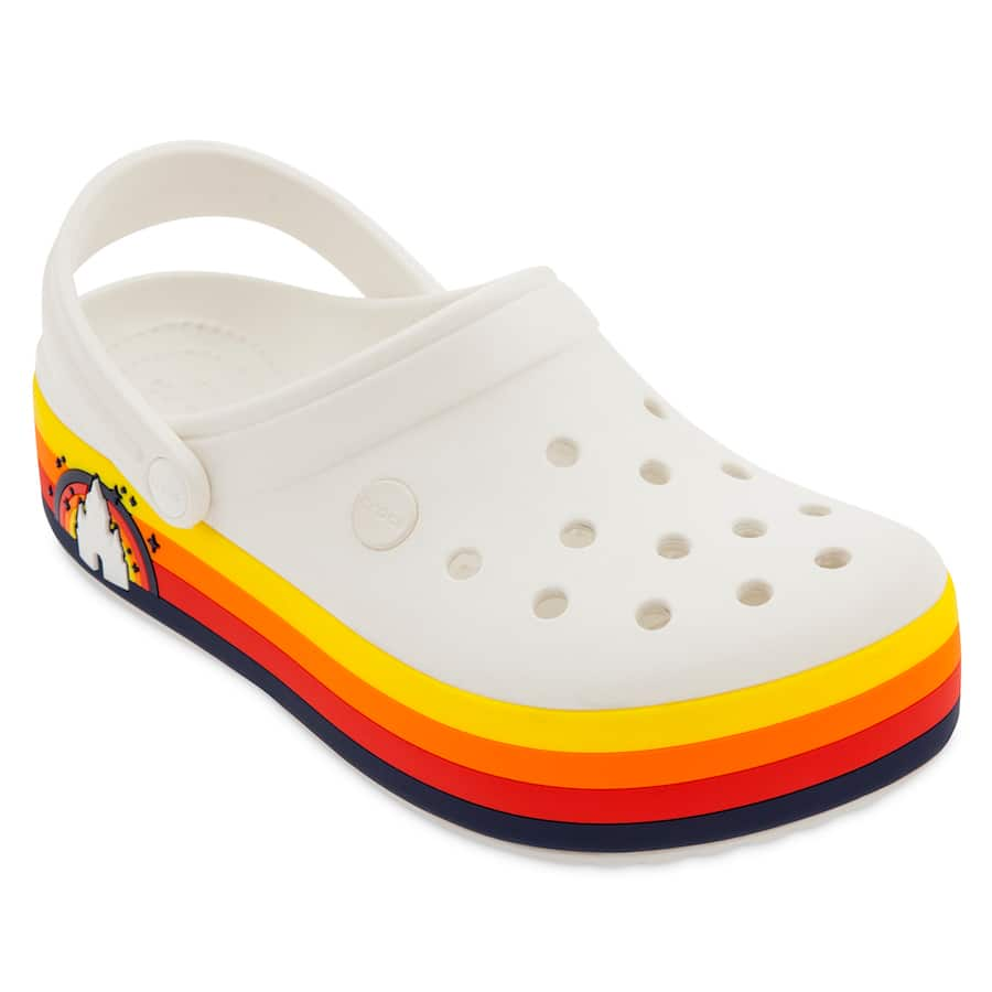 Wear It Proud Collection platform Crocs