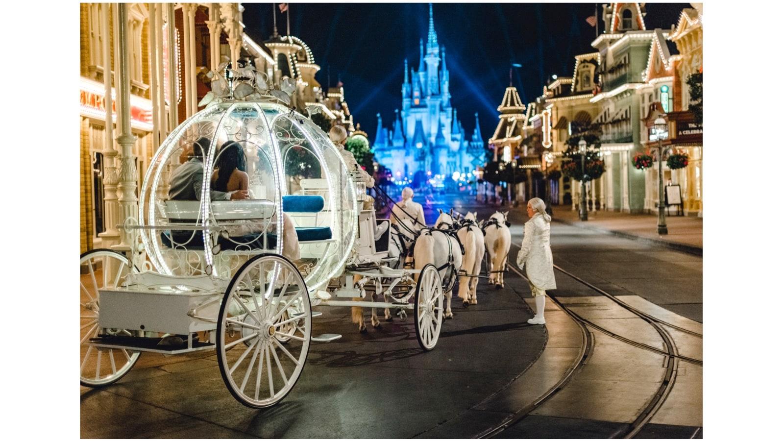 Disney mostra prévia de noiva inspirada nas Princesas Disney