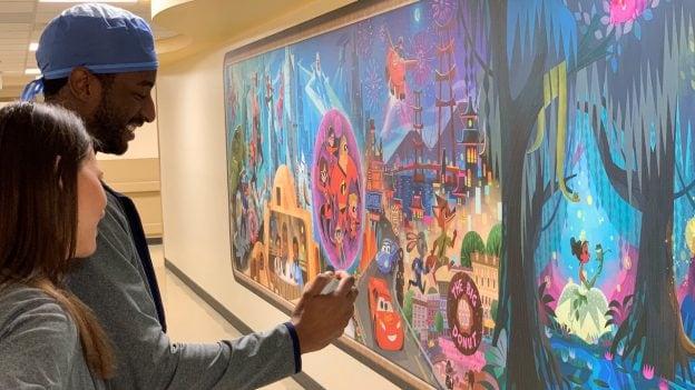 Magical Disney Transformation at Central Florida hospital