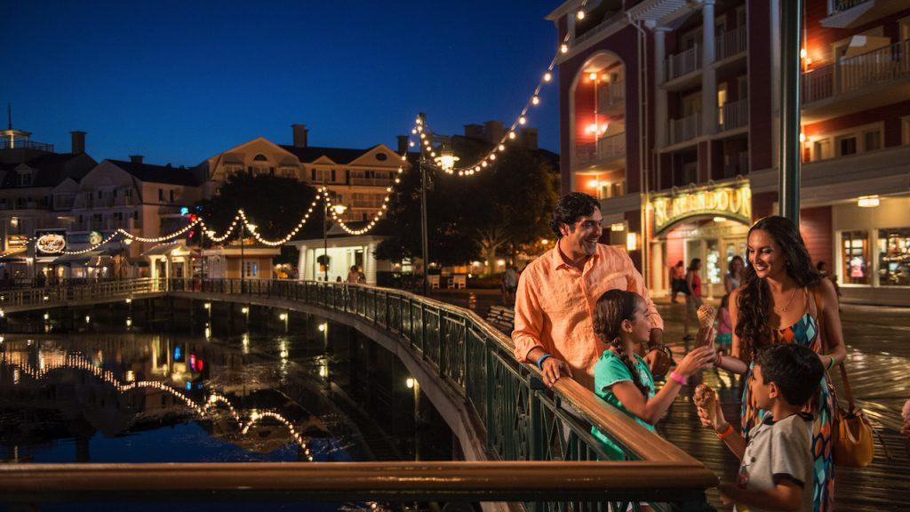 Walt Disney World Resort Accommodation