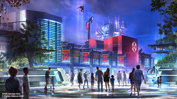 Avengers Campus Set to Open July 18, 2020 at Disneyland Resort | Disney  Parks Blog