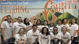 Disney VoluntEARS at Second Harvest Food Bank Orange County