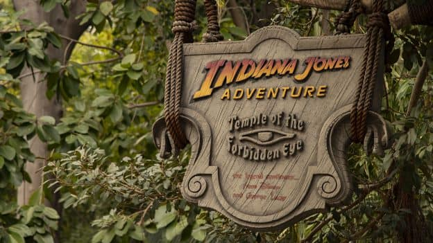 Indiana Jones Adventure at Disneyland Park