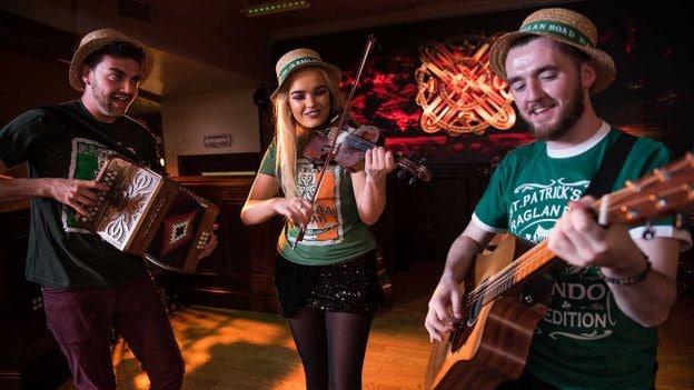 Raglan Road's Mighty St. Patrick's Festival
