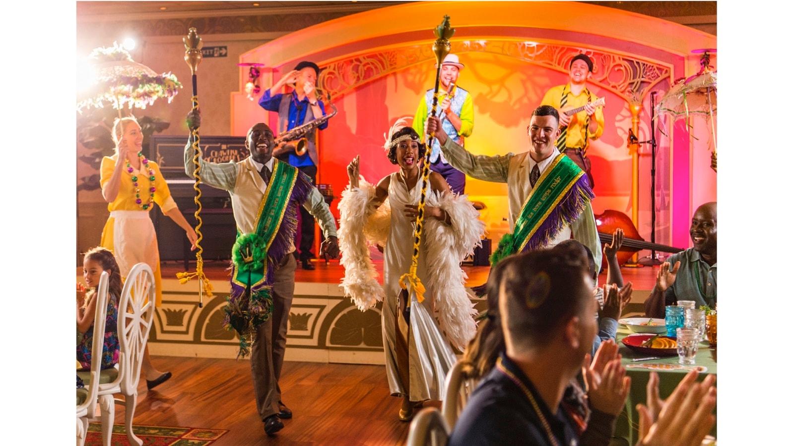 Enjoy The Flavors Of New Orleans Aboard The Disney Wonder Disney