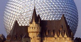 Epcot in 1982