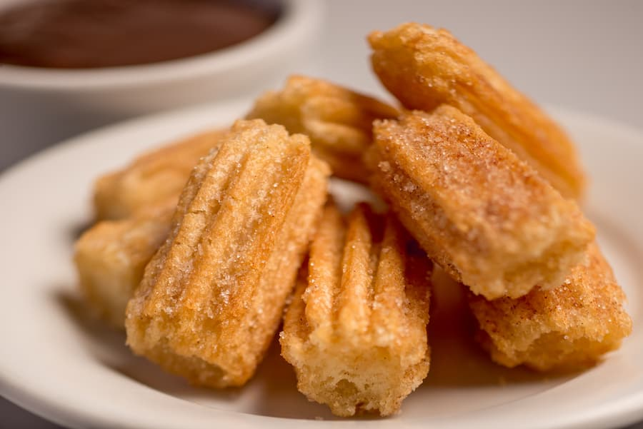 Create #DisneyMagicMoments at Home with Disney Parks Churro Bites Recipe