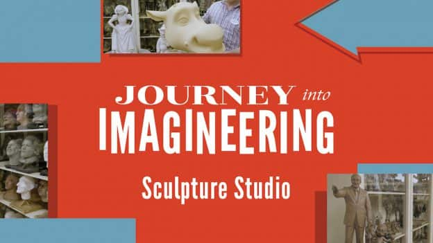 A Virtual Tour of Walt Disney Imagineering: Part 2