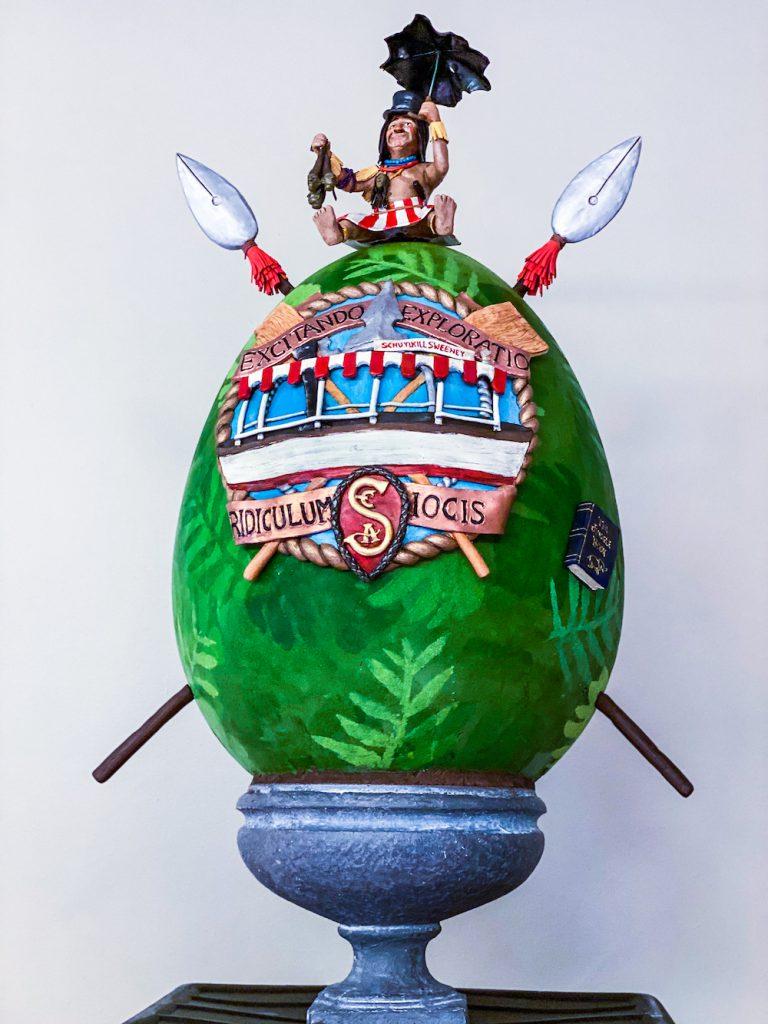 2020 Easter Egg Displays at Disney's Contemporary Resort