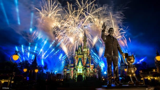 'Happily Ever After' at Walt Disney World Resort