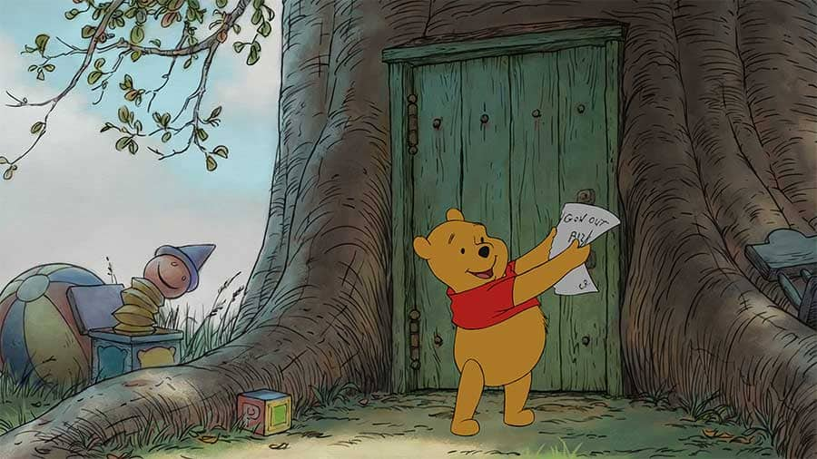 Image of Winnie the Pooh