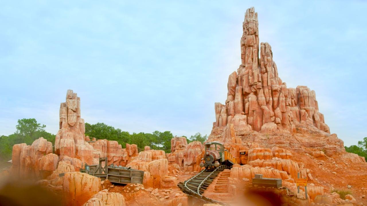 DisneyMagicMoments: Take a Wild Virtual Ride on Big Thunder Mountain  Railroad at Walt Disney World Resort | Disney Parks Blog