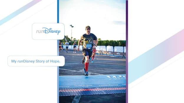 My runDisney Story of Hope: Boyd Dunleavey