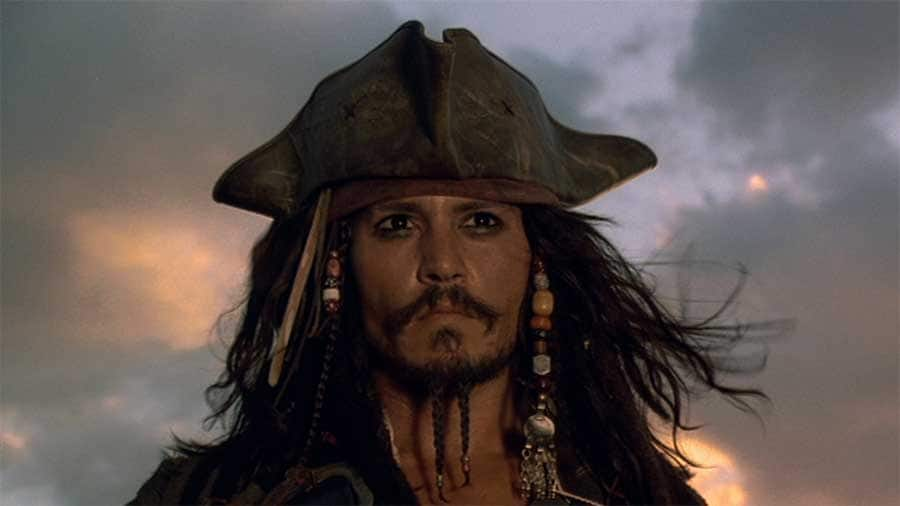 Image of Captain Jack Sparrow