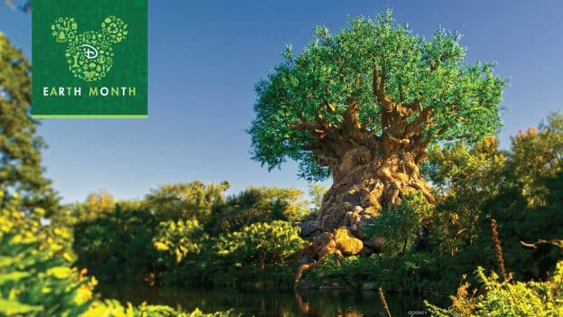 Disney Parks Celebrate Earth Month