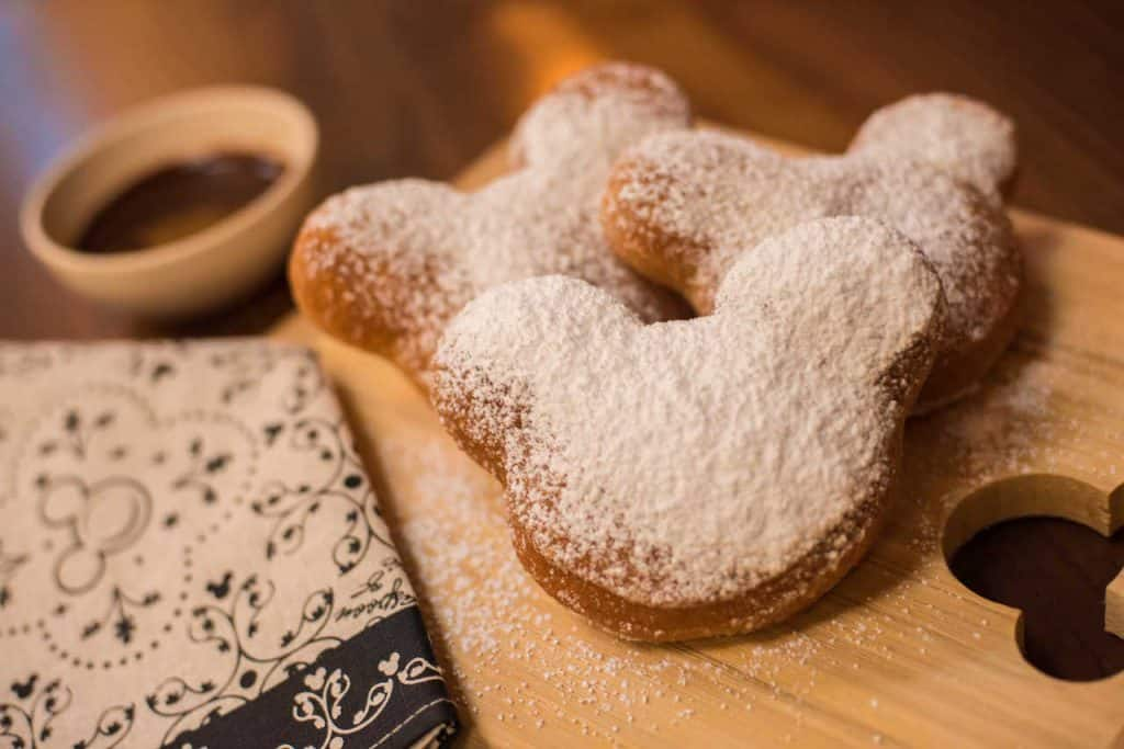 DisneyMagicMoments: Create Magical Mickey Mouse-shaped Beignets at ...